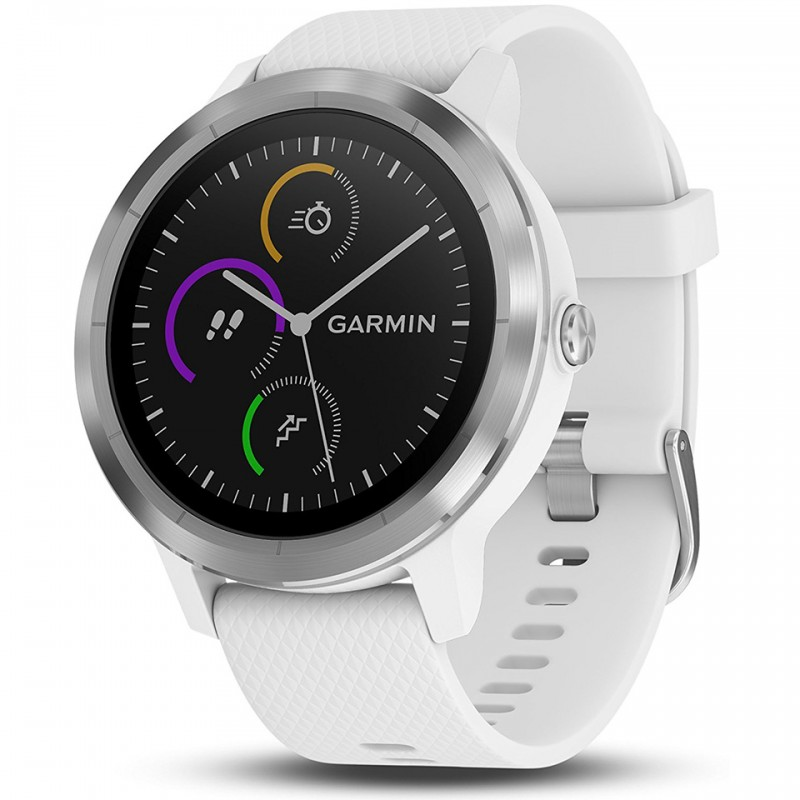 Đồng hồ GPS Garmin Vivoactive 3 with Stainless Hardware 9