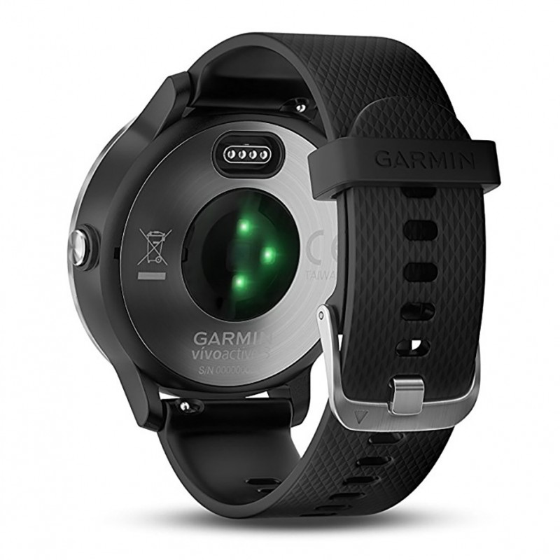 Đồng hồ GPS Garmin Vivoactive 3 with Stainless Hardware 6