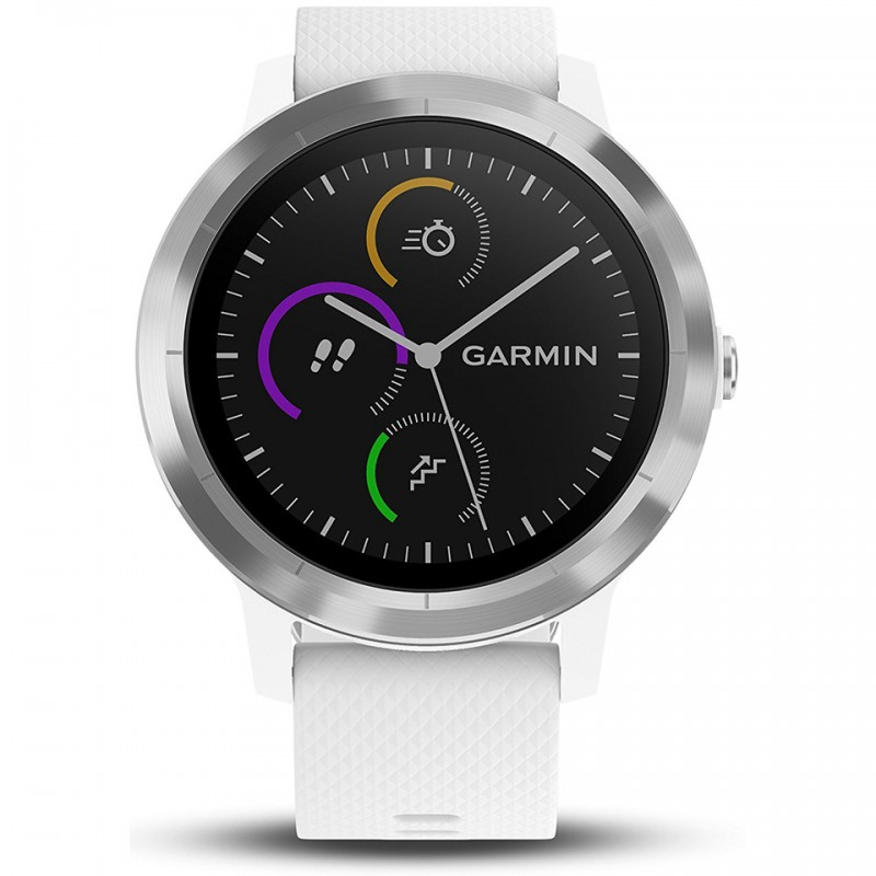 Đồng hồ GPS Garmin Vivoactive 3 with Stainless Hardware 10