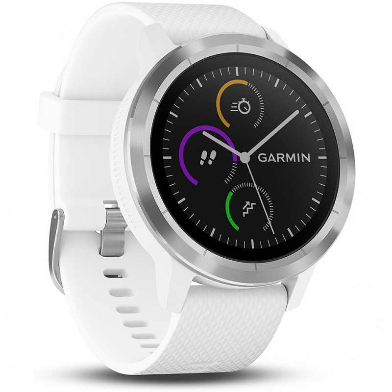 Đồng hồ GPS Garmin Vivoactive 3 with Stainless Hardware 7