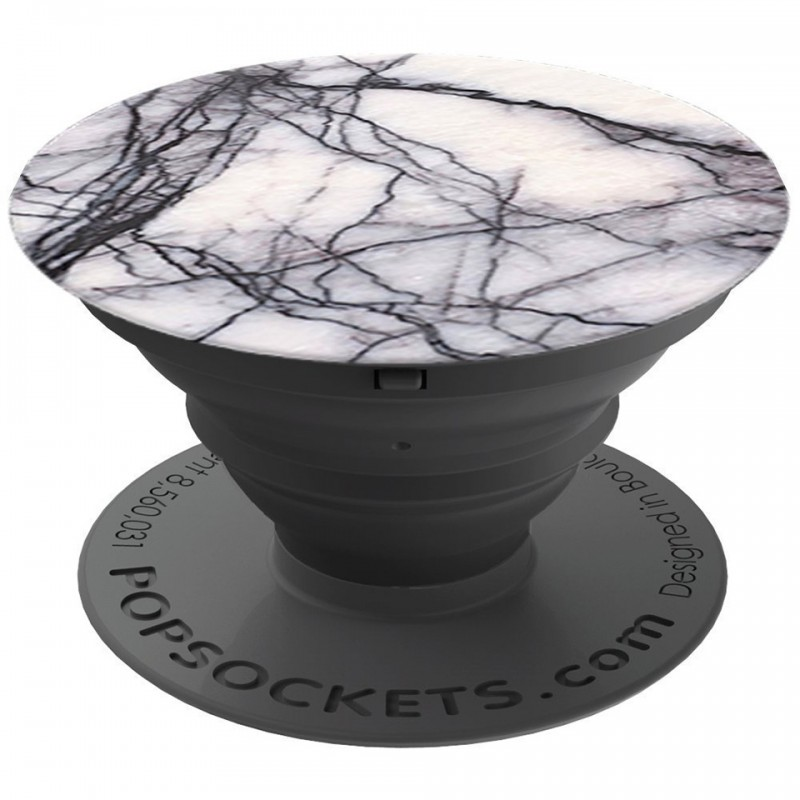 PopSockets White Marble 101178 1