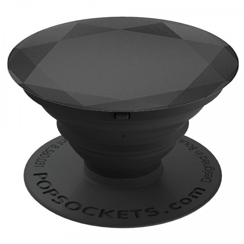 PopSockets Black Metallic Diamond 101452