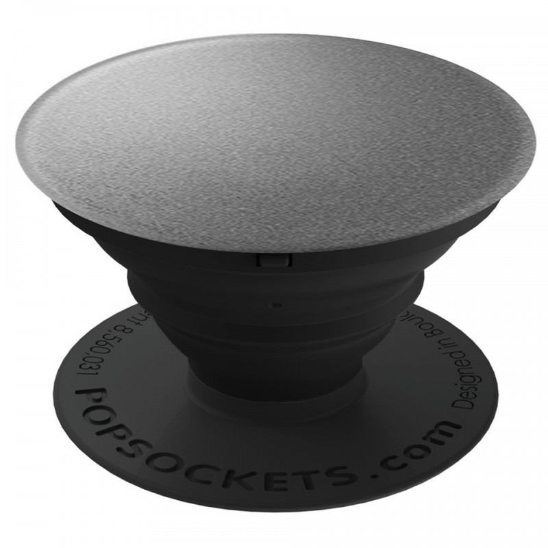 PopSockets Space Grey Aluminum 101124 1