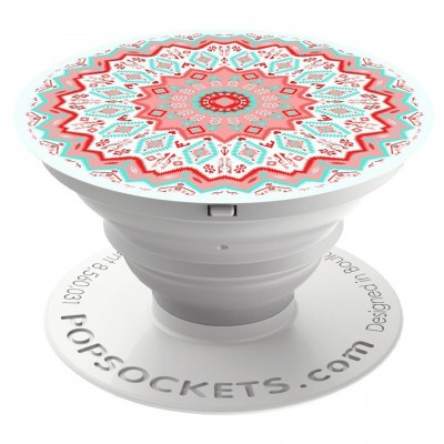 PopSockets Aztec Mandala Red 101253