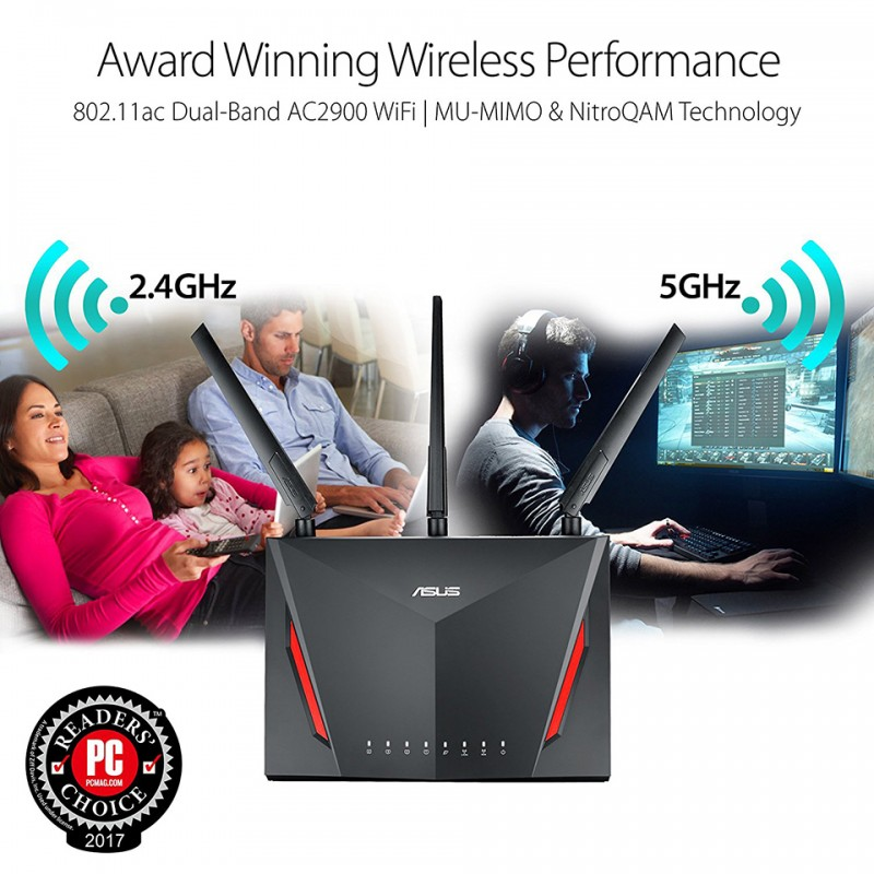 Asus Wireless Router RT-AC86U 7
