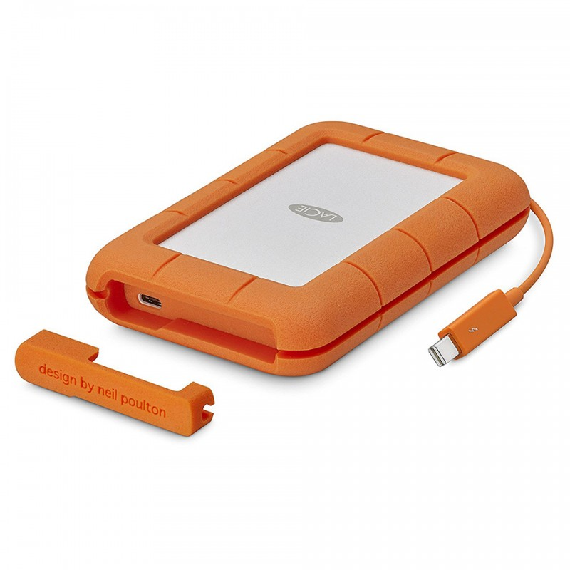 HDD LaCie 2TB Rugged Thunderbolt USB-C STFS2000800