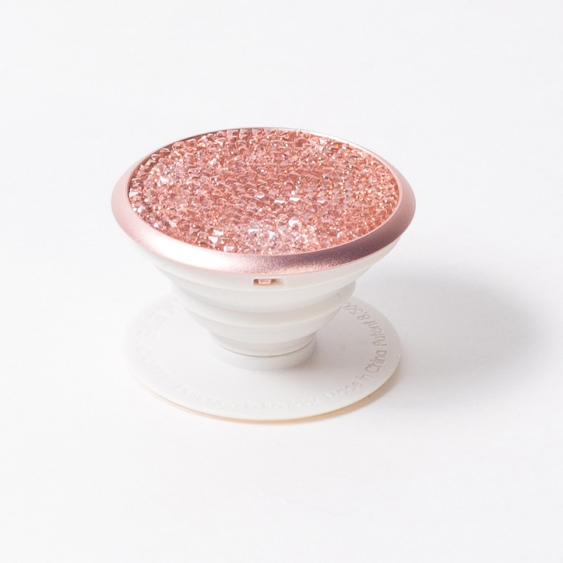 PopSockets Swarovski Edition Rose Crystal 100004 3