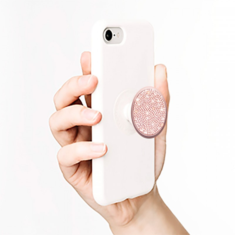 PopSockets Swarovski Edition Rose Crystal 100004 9