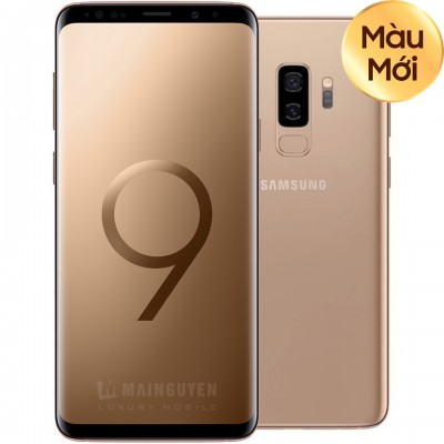 Samsung Galaxy S9+ G965 128GB SunRise Gold