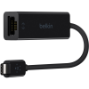Cáp Belkin USB-C to Gigabit Ethernet Adapter 14cm F2CU040bt