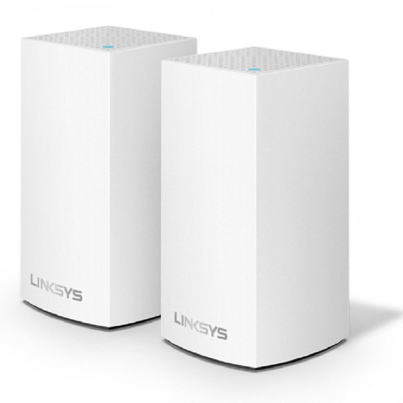 Linksys Velop Intelligent Mesh Wi-Fi System AC2600 (2-pack) WHW0102-AH 1