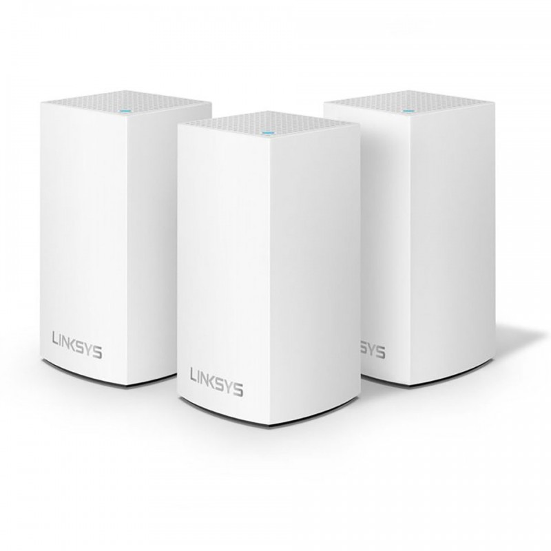 Linksys Velop Intelligent Mesh Wi-Fi System AC3900 (3-pack) WHW0103-AH 1