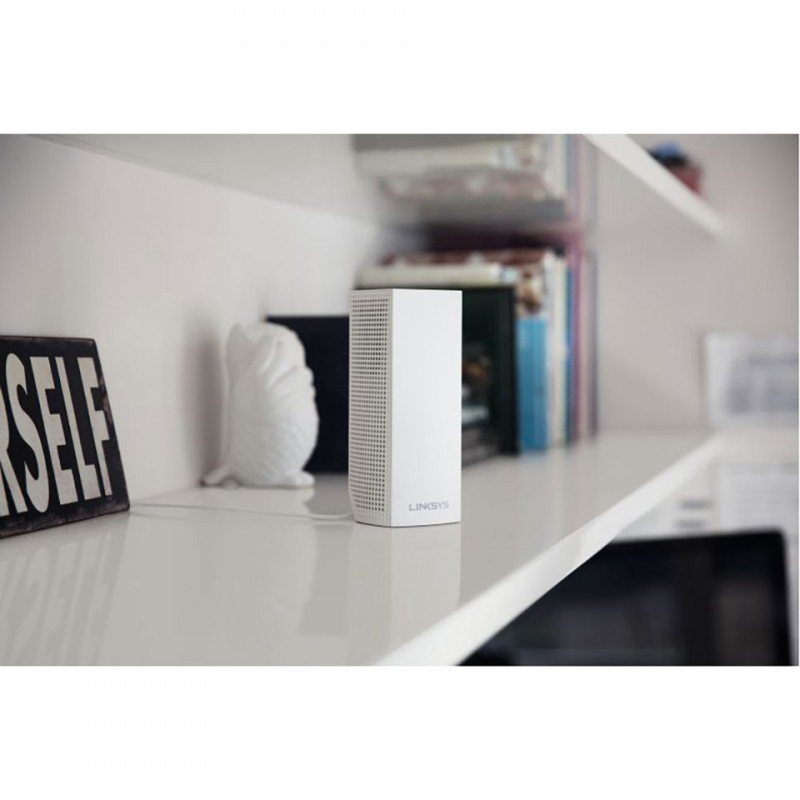 Linksys Velop Whole Home Mesh Wi-Fi System (1-pack) WHW0301-AH 6