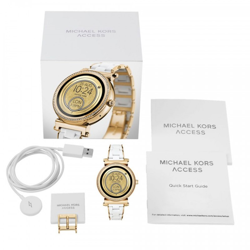 Michael Kors Access Sofie Touchscreen Smartwatch MKT5039 4