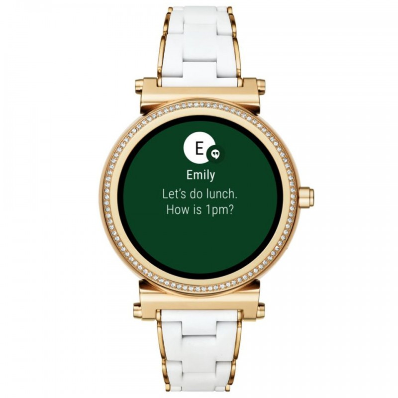 Michael Kors Access Sofie Touchscreen Smartwatch MKT5039 6