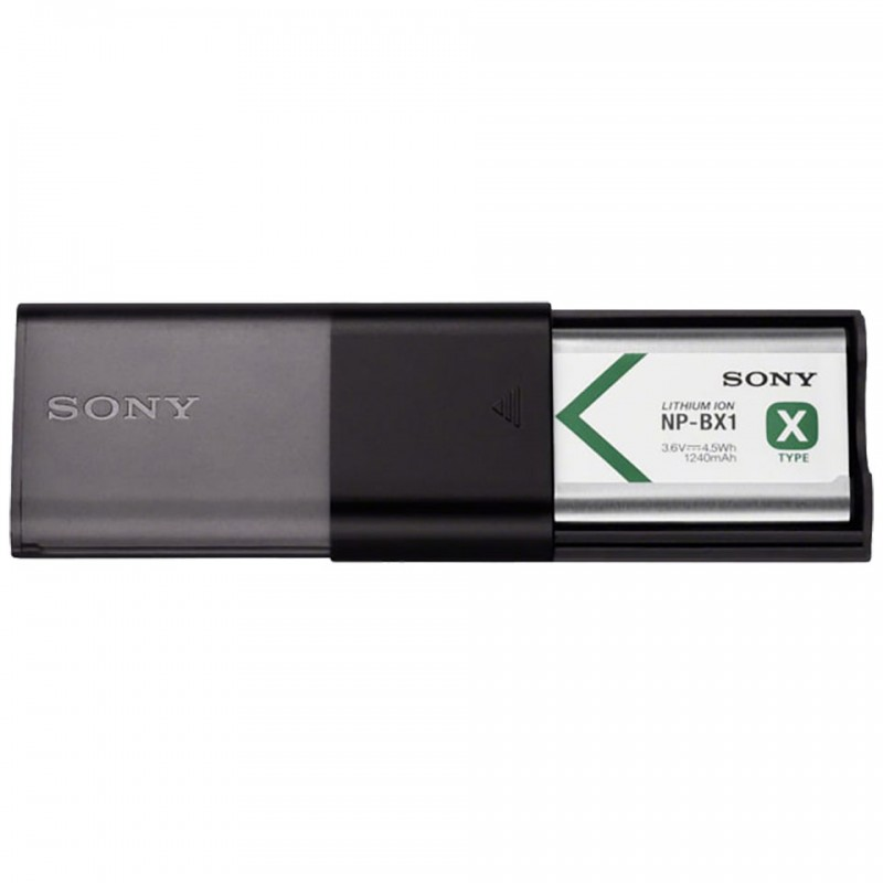 Sony USB Travel Charger and Battery Kit ACC-TRDCX 2