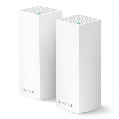 Linksys Velop Whole Home Mesh Wi-Fi System (2-pack) WHW0302-AH