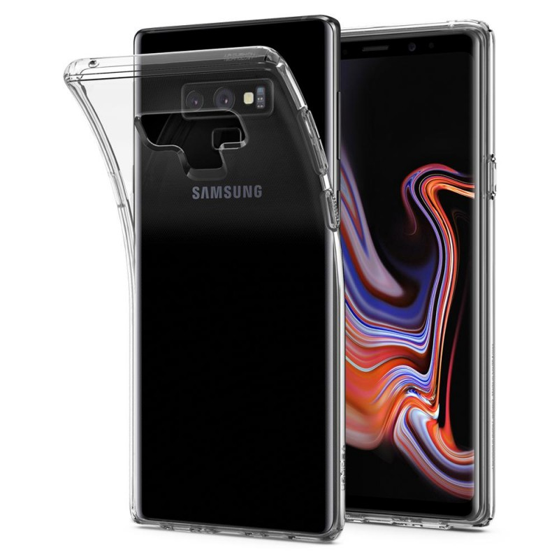 Ốp lưng Spigen Liquid Crystal cho Galaxy Note9 2