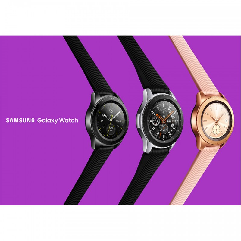 Samsung Galaxy Watch 42mm Bluetooth Rose Gold (SM-R810) 7