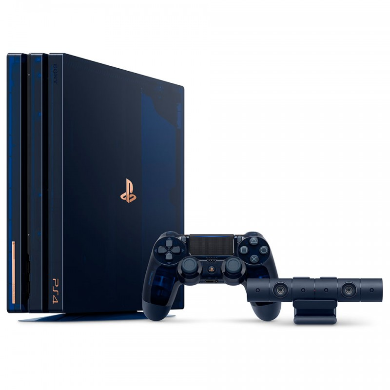 Sony PlayStation 4 Pro 2TB 500Mil Limited Edition CUH-7106B Series