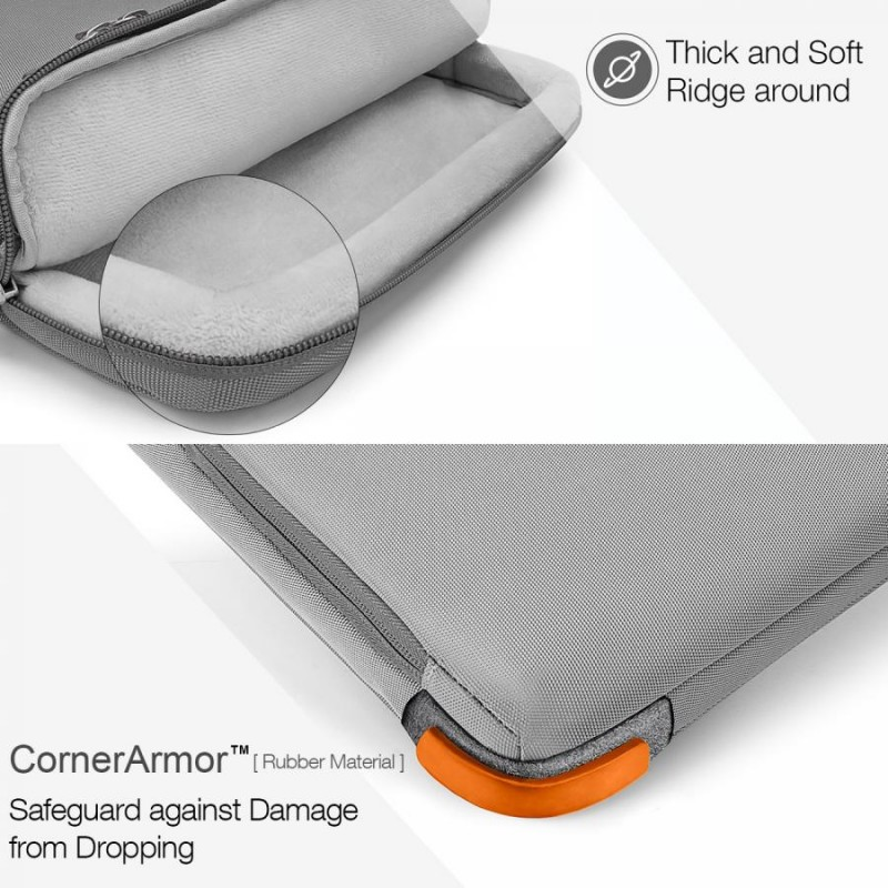 Túi chống sốc Tomtoc Briefcase cho Macbook Pro 15 inches A14-D01 7