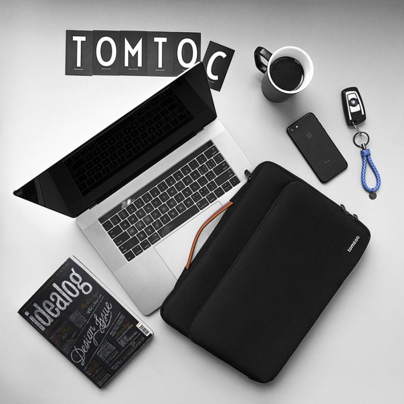 Túi chống sốc Tomtoc Briefcase cho Macbook Pro 15 inches A14-D01 15