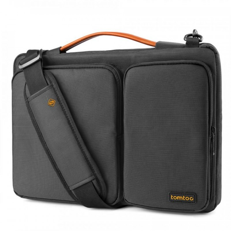 Túi đeo vai Tomtoc Shoulder Bag cho Macbook 15 inches A42-E02 / A42-D01 6