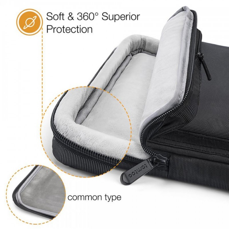 Túi đeo vai Tomtoc Shoulder Bag cho Macbook 15 inches A42-E02 / A42-D01 10