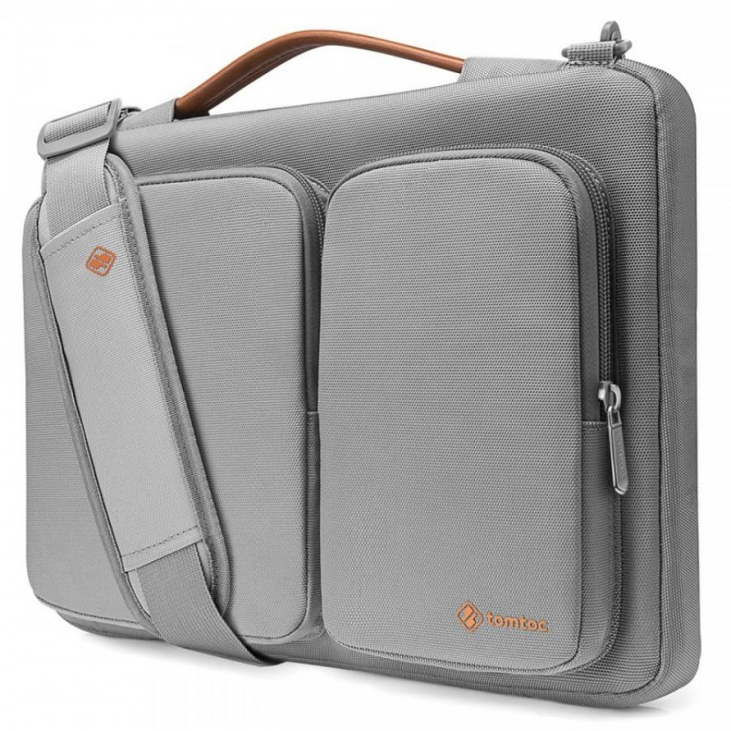 Túi đeo vai Tomtoc Shoulder Bag cho Macbook 15 inches A42-E02 / A42-D01 1