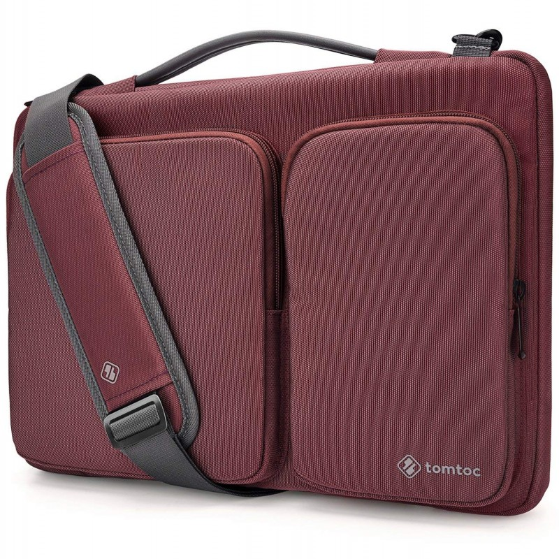 Túi đeo vai Tomtoc Shoulder Bag cho Macbook 15 inches A42-E02 / A42-D01 11