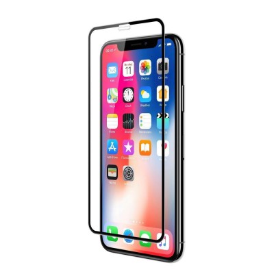 Miếng dán cường lực cho iPhone X/iPhone Xs hiệu JCPAL Preserver Super Hardness Glass Screen Protector JCP3827