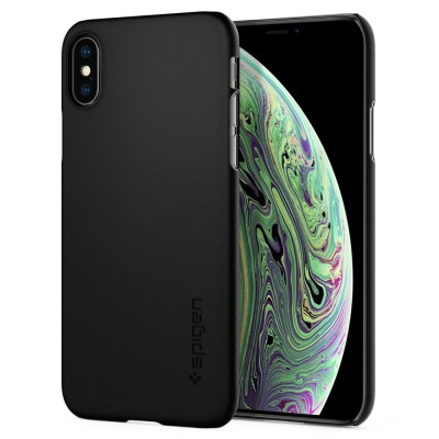 Ốp lưng cho iPhone Xs Spigen Thin Fit