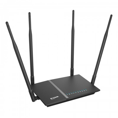 D-link AC1200 High-Gain Dual-Band Gigabit Router DIR-825+