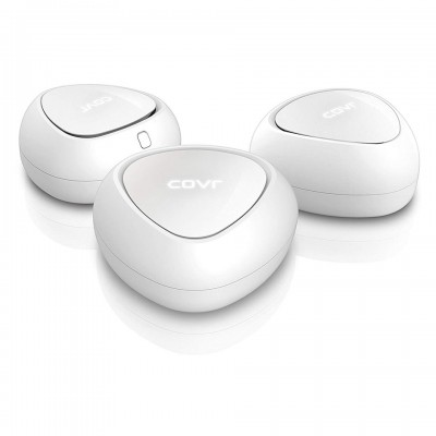 D-link AC1200Mbps Whole Home Mesh Wi-Fi System COVR-C1203 (3-Pack)