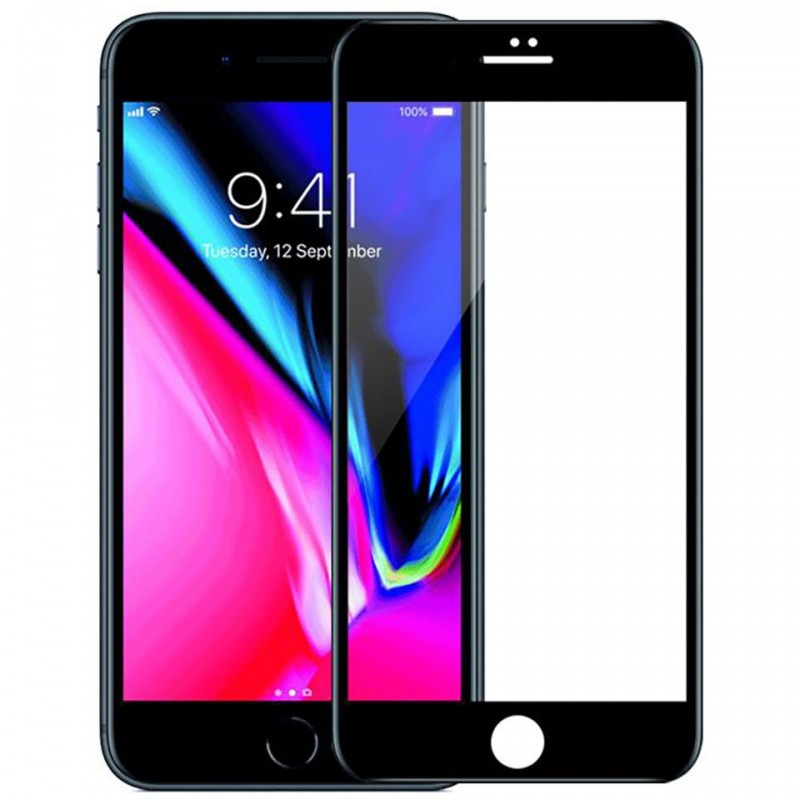 Miếng dán cường lực cho iPhone 7 Plus/iPhone 8 Plus Mipow Kingbull HD Glass Screen Protector