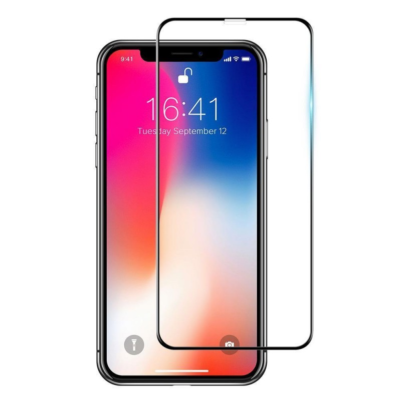Miếng dán màn hình 3D JCPAL Armor Glass Screen Protector for iPhone X/iPhone Xs JCP3830