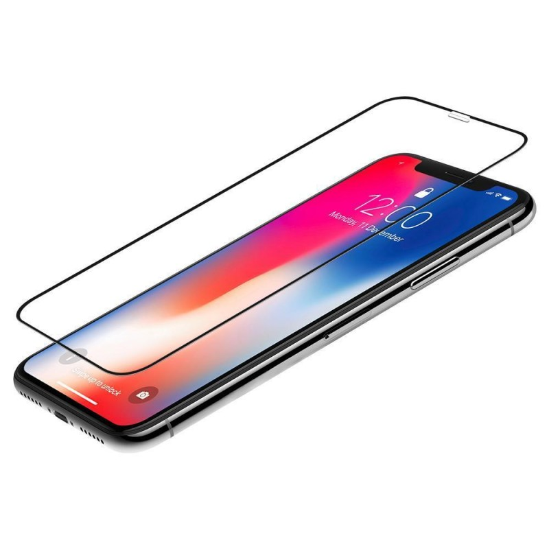 Miếng dán màn hình 3D JCPAL Armor Glass Screen Protector for iPhone X/iPhone Xs JCP3830 4