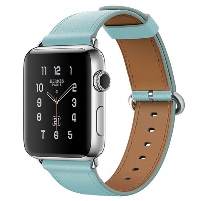 Dây đeo cho Apple Watch Jinya Fresh Leather Band