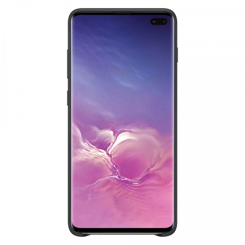 Ốp lưng da thật Leather Cover Galaxy S10+ EF-VG975 5