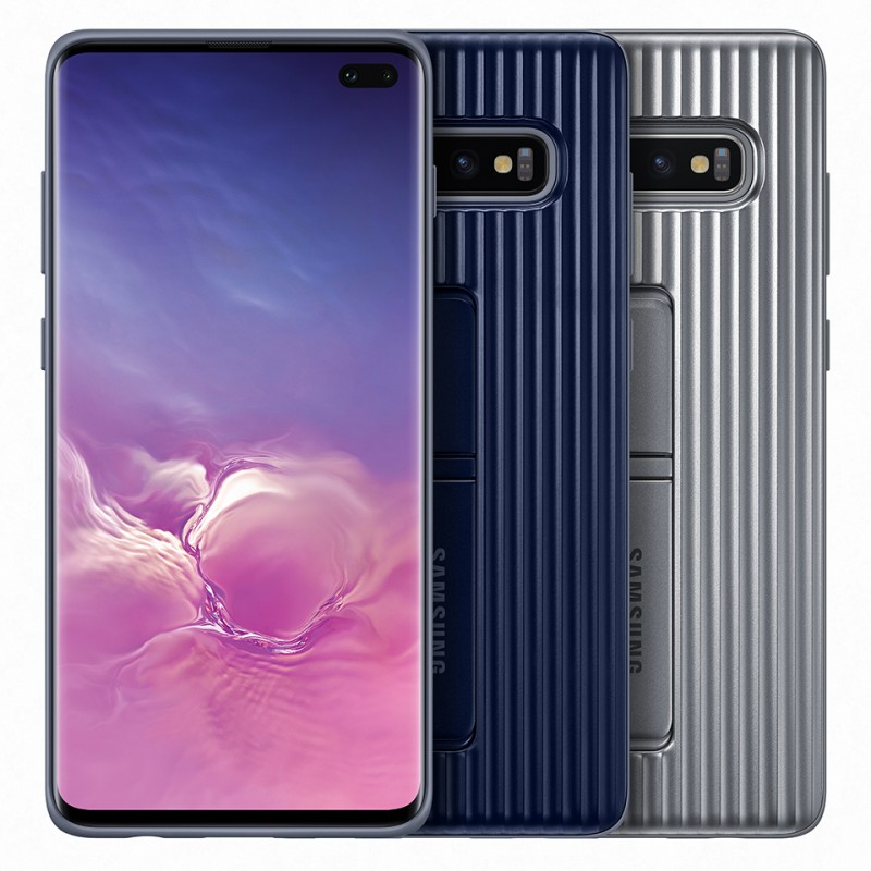 Ốp lưng Protective Standing Galaxy S10+ EF-RG975 1