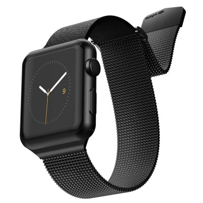 Dây đeo Apple Watch X-Doria Hybrid Mesh Band 42mm/44mm 479868