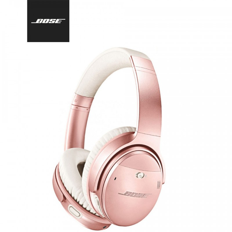 Tai nghe Bluetooth chống ồn Bose QuietComfort 35 II Rose Gold Limited Edition