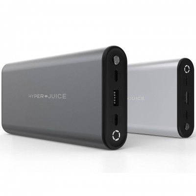 Pin dự phòng USB-C 130W HyperJuice Airline Safe 27000mAh