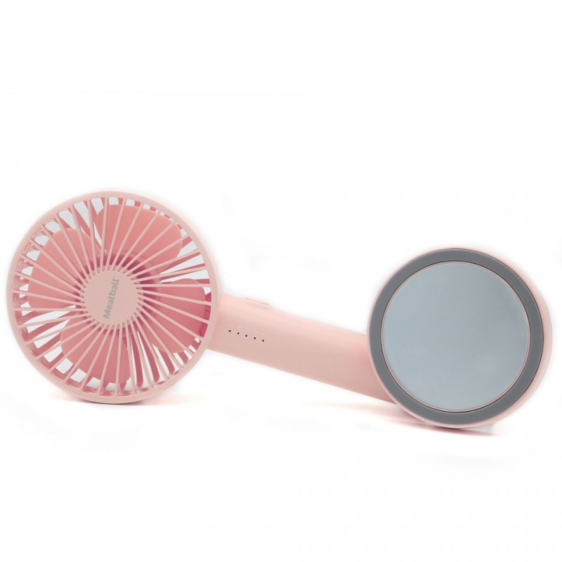Quạt mini Pisen MeatBall Handheld Makeup Mirror Fan TP-F01GXZ 1