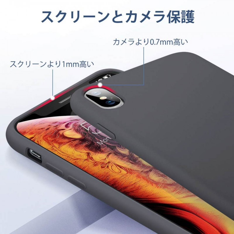 Ốp lưng cho iPhone Xs Max ESR Yippee Color 5