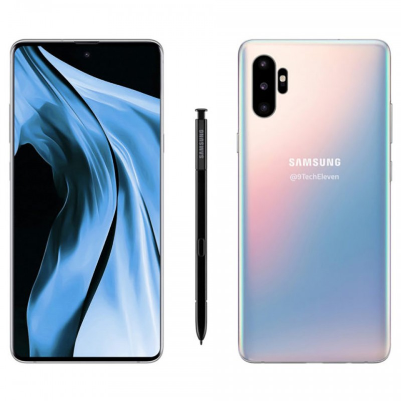Samsung Galaxy Note10+ N975