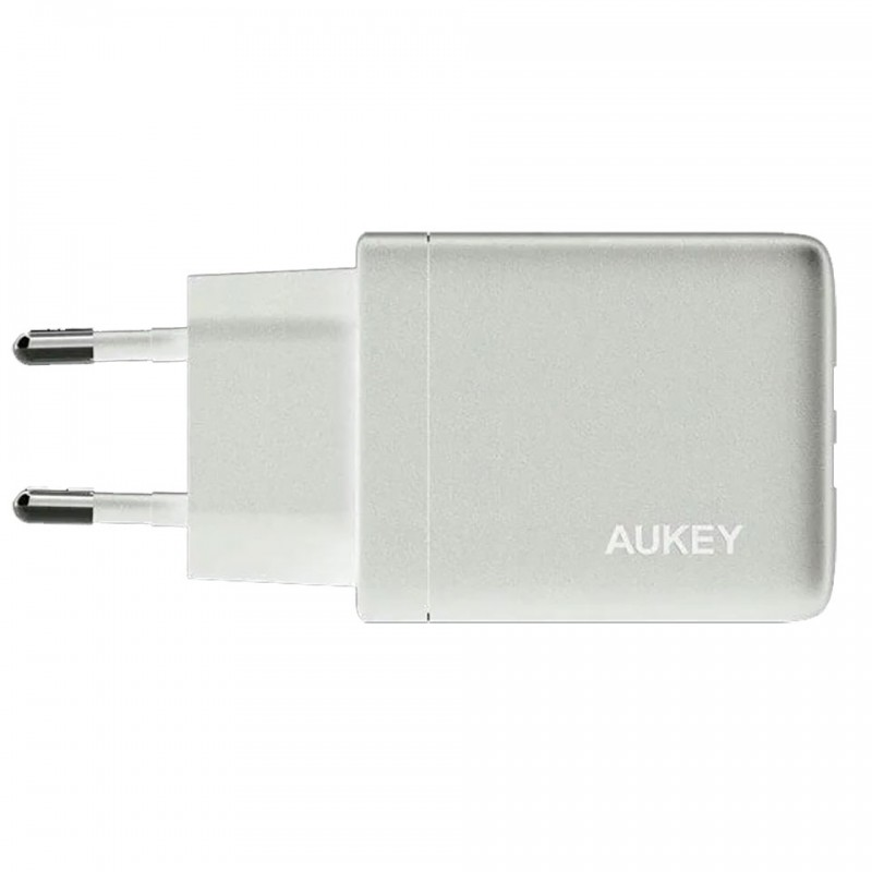 Adapter sạc Aukey Dual-Port USB Wall Charger with GaNFast PA-U50 7