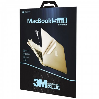 Bộ Full Mocoll 5-in-1 cho MacBook Pro 13 inches