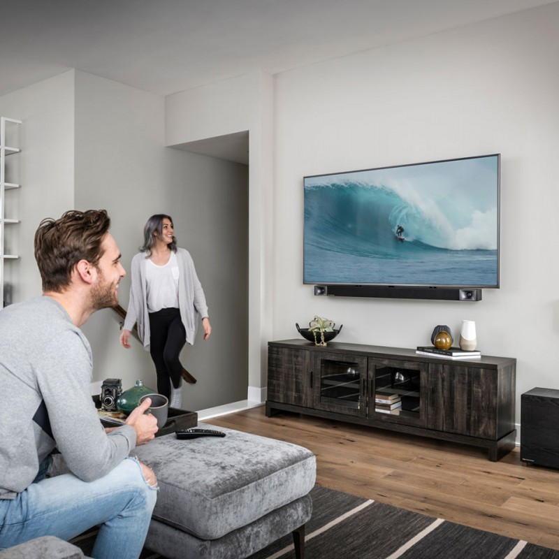 Wireless Soundbar Klipsch BAR 48 13