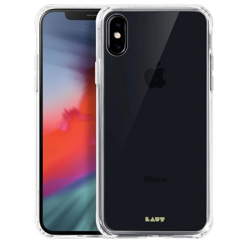 Ốp lưng cho iPhone Xs Max Laut Crystal-X LAUT-IP18 1
